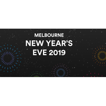 Melbourne New Year's Eve 2019